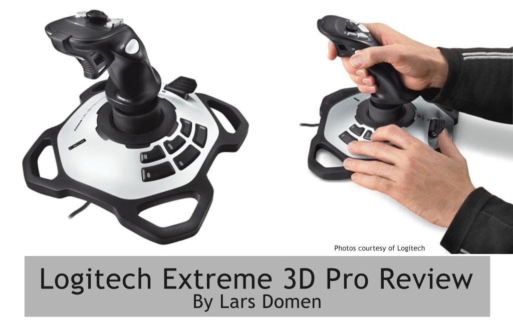 Logitech drivers joystick extreme 3d pro