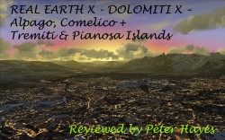 Review: REAL EARTH X – DOLOMITI X — Alpago, Comelico + Tremiti & Pianosa Islands