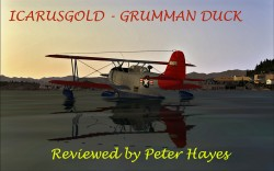 Review: ICARUSGOLD – GRUMMAN DUCK
