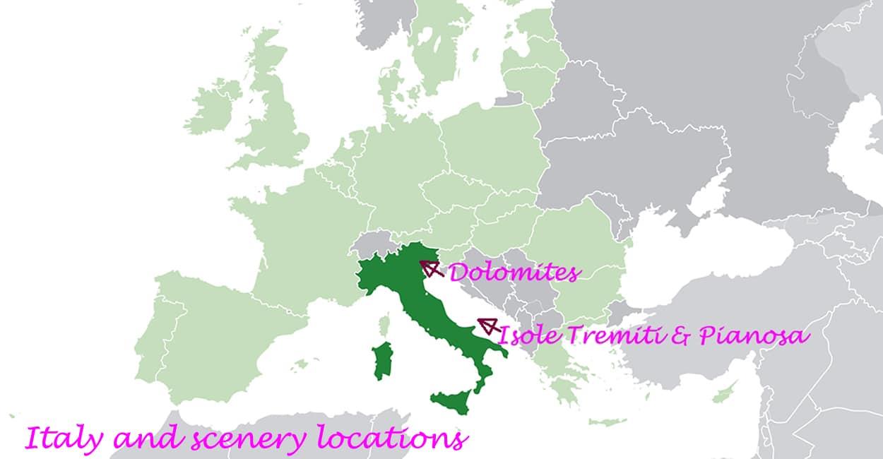 Review REAL EARTH X DOLOMITI X Alpago Comelico Tremiti