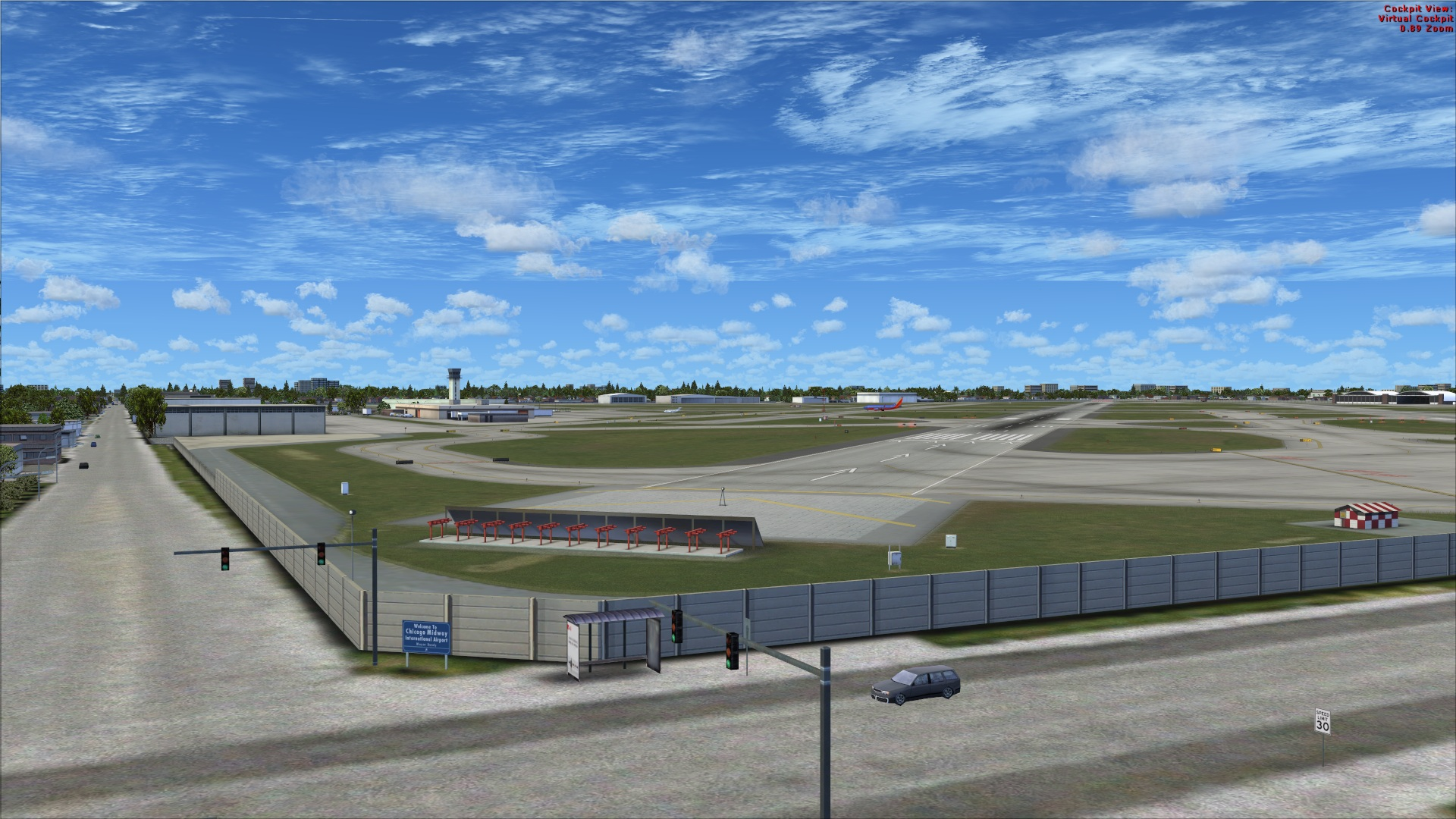 Review Of Flytampa S Chicago Midway V2 For Fsx Chicago