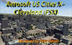 Review: AEROSOFT ONLINE – US CITIES X – CLEVELAND