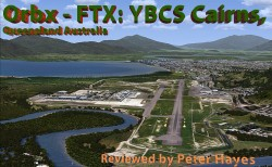 Review: Orbx – FTX: YBCS Cairns  International Airport