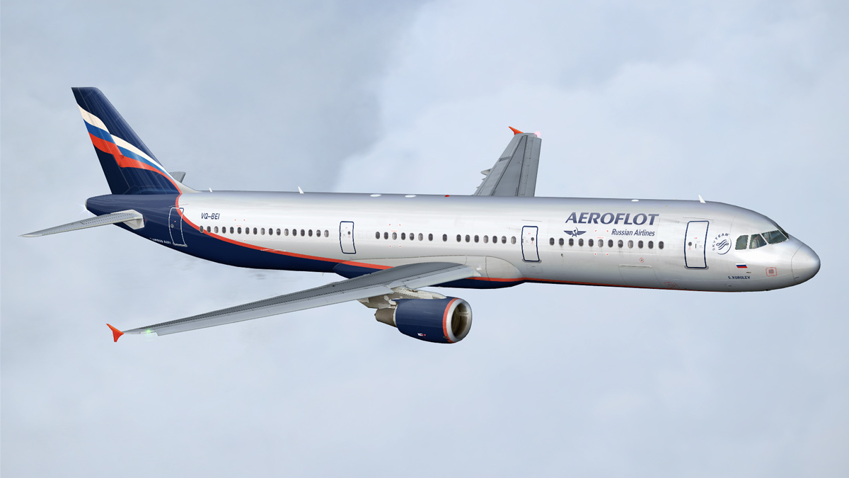 Project Airbus A321 is out