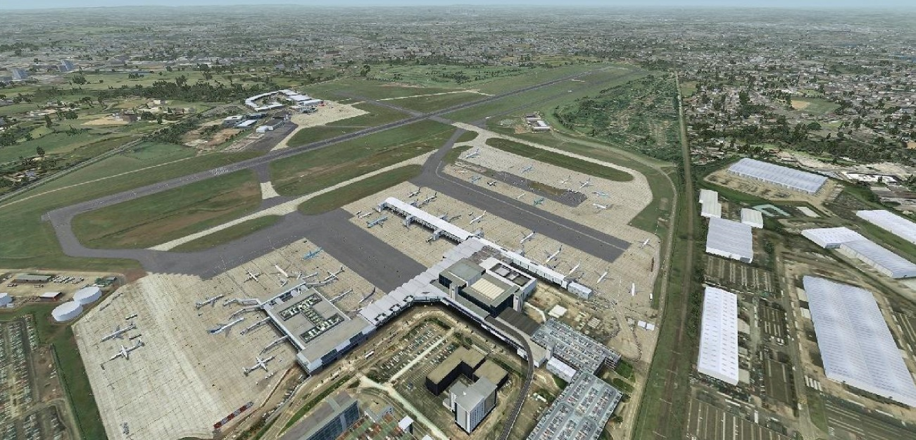 birmingham london stansted airport