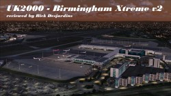 UK2000 – Birmingham Xtreme v2 for FSX review