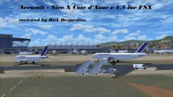 Aerosoft – Nice X Cote d'Azur for FSX review