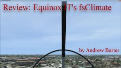 Review: Equinox IT – fsClimate