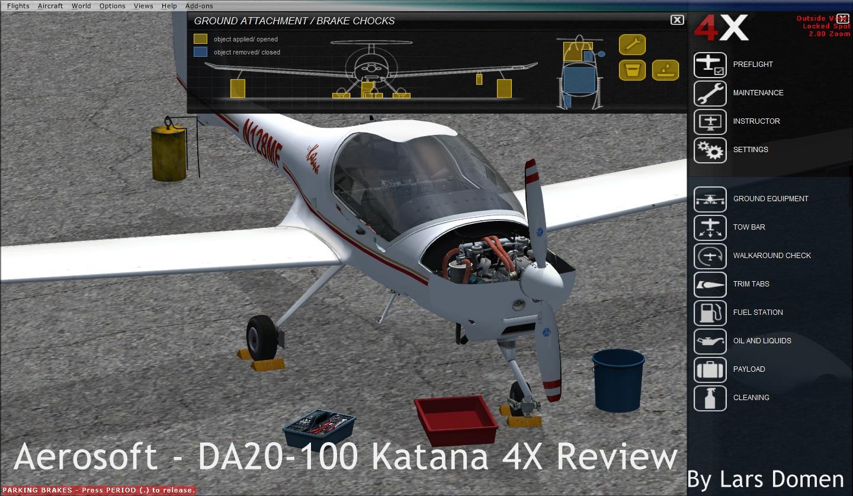 Aerosoft Da 20 100 Katana 4x Review For A Long Time
