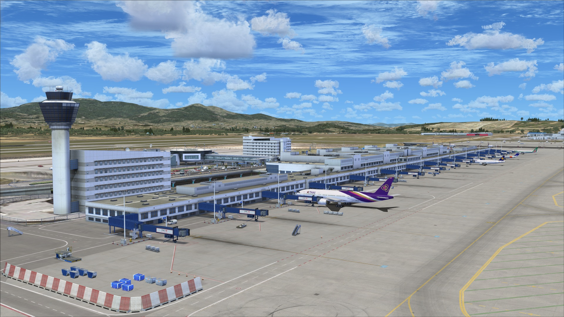 Review Of Flytampa Athens For Fsx Athens International