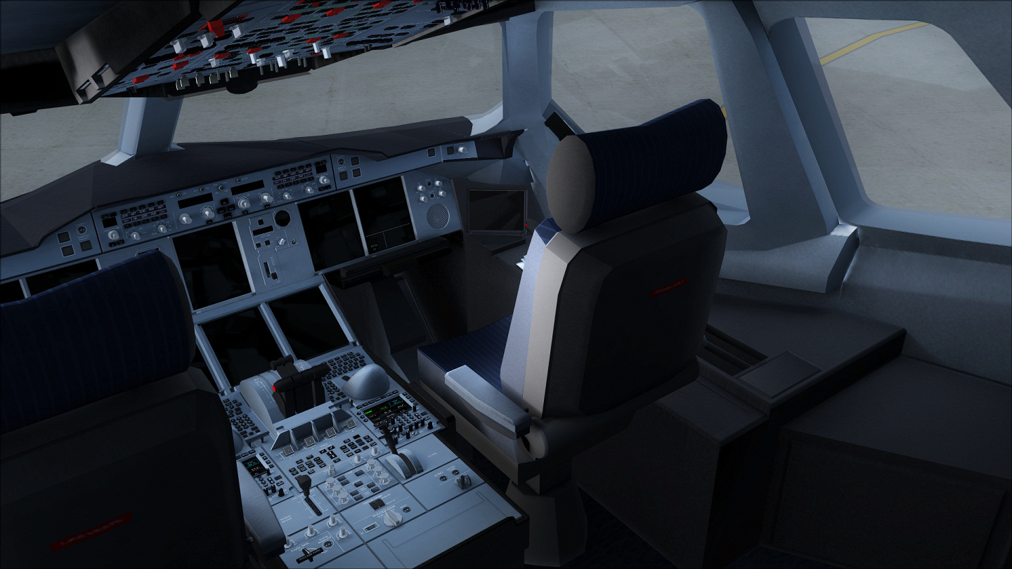 Project Airbus A380 VC preview | 1440 x 810 jpeg 305kB