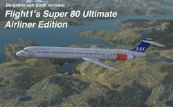 Review: Flight1 Super 80 Ultimate Airliner Edition