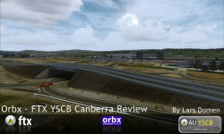 Orbx – FTX YSCB Canberra Reviewed