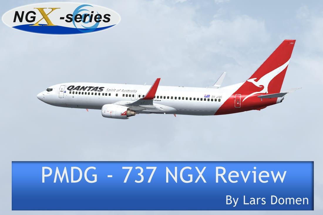 PMDG – 737 NGX Reviewed
