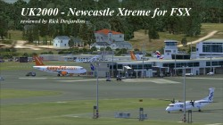 Review UK2000 – Newcastle Xtreme for FSX