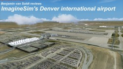 Review: ImagineSim Denver KDEN