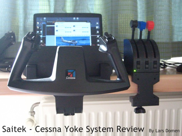 Saitek Cessna Yoke Reviewed The Best Known And Most