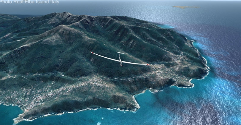 Elba Island Italy  city pictures gallery : Newport – Photo real Elba Island Italy « simFlight