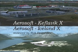 Review – Aerosoft Iceland X and Keflavik X