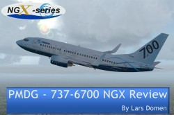 PMDG – 737NGX 600/700 expansion reviewed