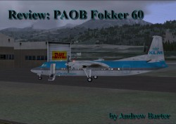 Review: PAOB Fokker 60