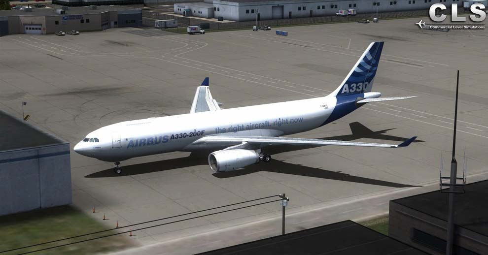 CLS A330 expansion