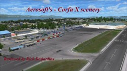 Review of Aerosoft – Corfu X