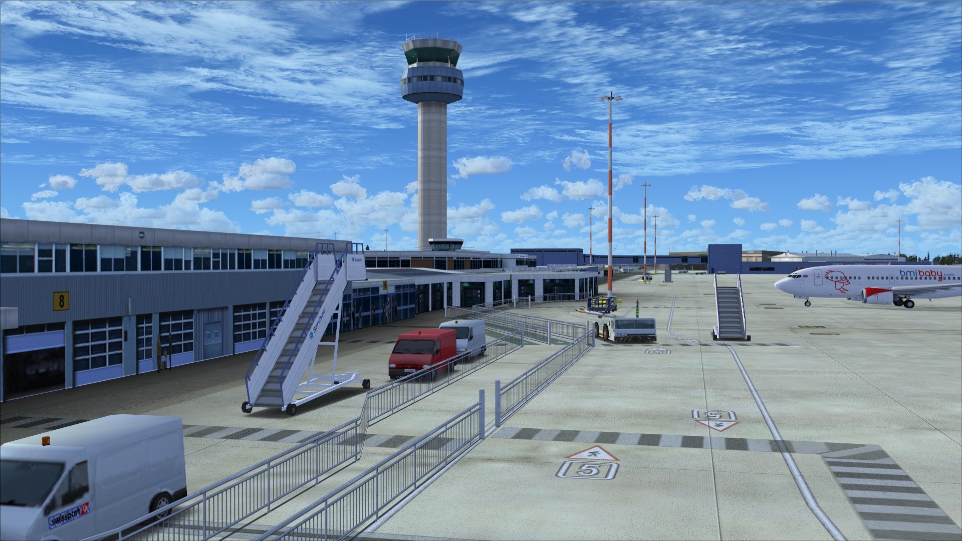 Review Of Uk2000 East Midlands Xtreme V1 For Fsx East