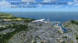 France VFR – HAUTE NORMANDIE VFR for FSX Review