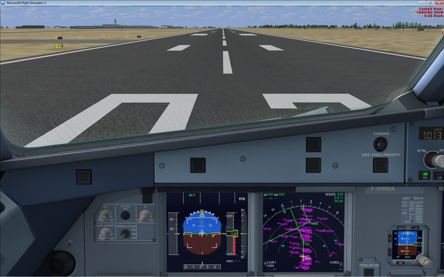 Aerosoft – Airbus X Extended update