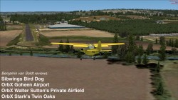 Review: OrbX Goheen, Stark's Twin Oaks, Walter Sutton and Sibwings Bird Dog