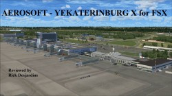 Review of AEROSOFT – YEKATERINBURG X for FSX
