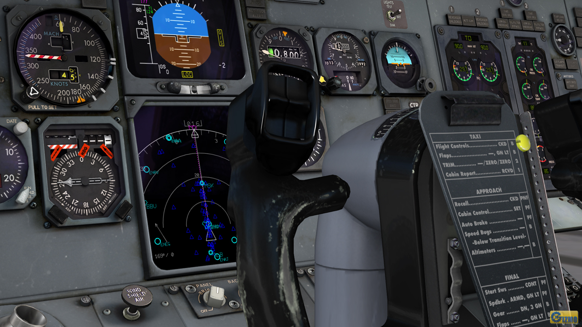 how to use ils in x plane 10