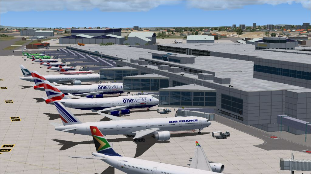 Nmg Trading Cross Platform South African Airports The