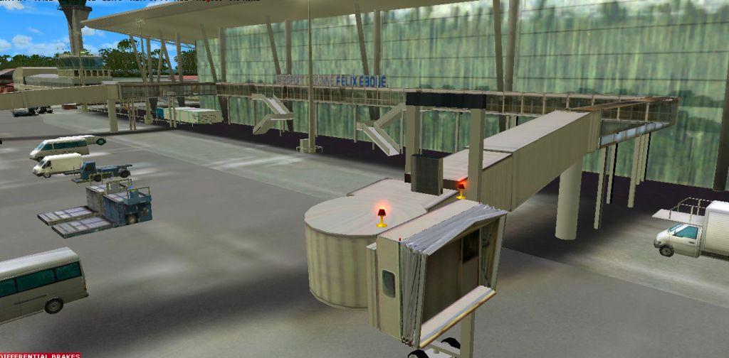 flight simulator x jets