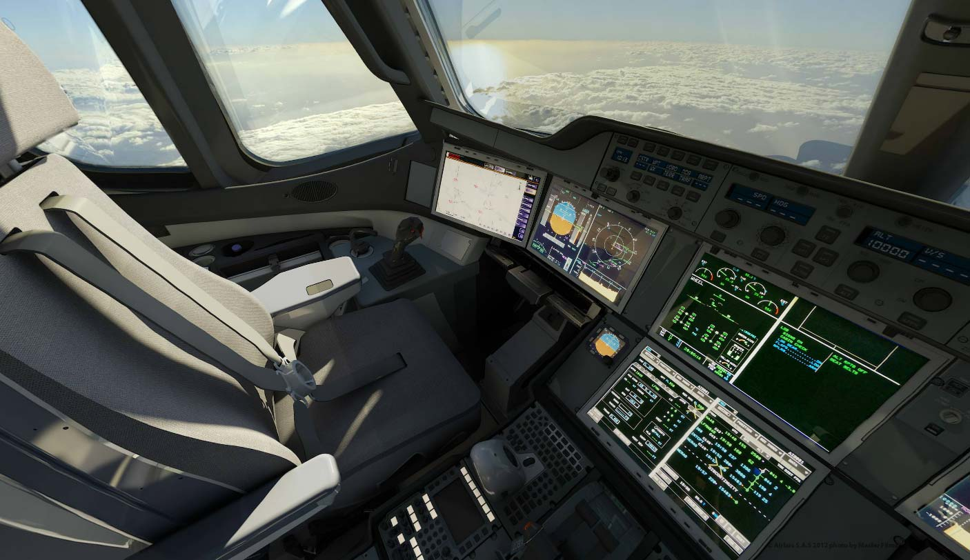 Airbus A350 Online Showcase Make Your First Steps Inside