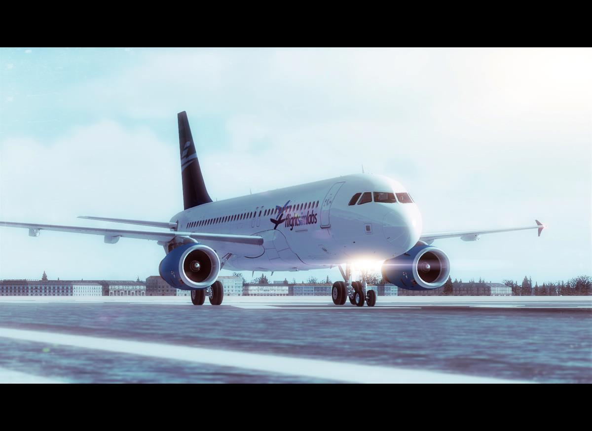 Madison : Fslabs a320