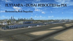 Review of FlyTampa – Dubai Rebooted v2 for FSX