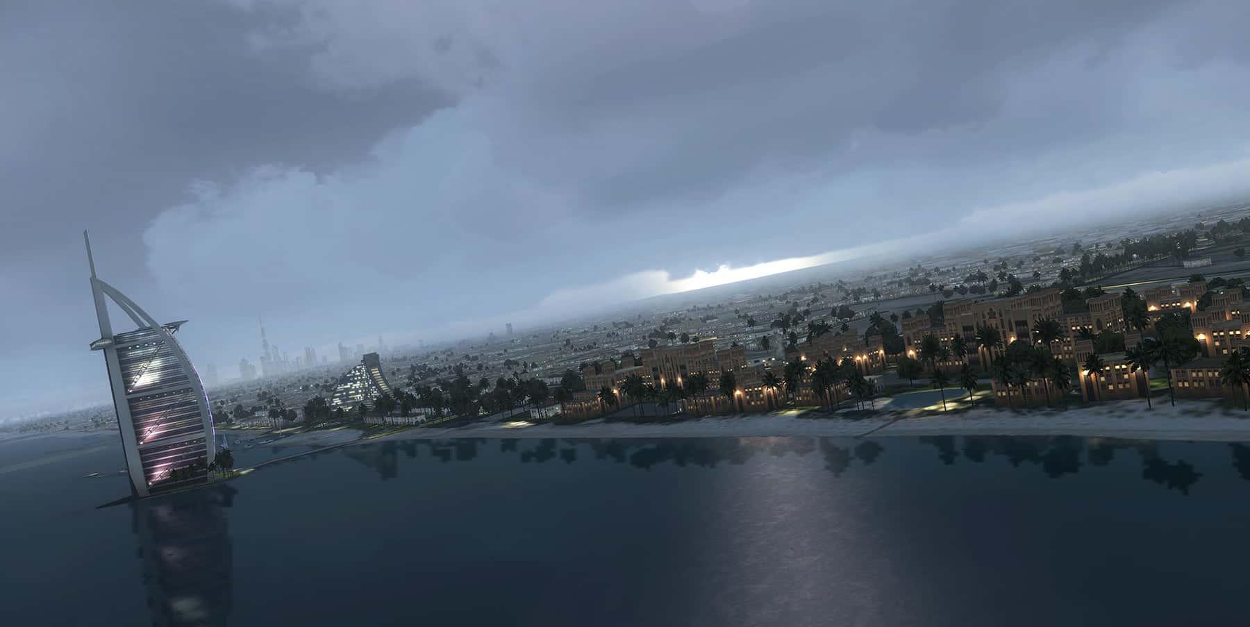 FlyTampa - Dubai Rebooted v2.4 (FSX P3D)