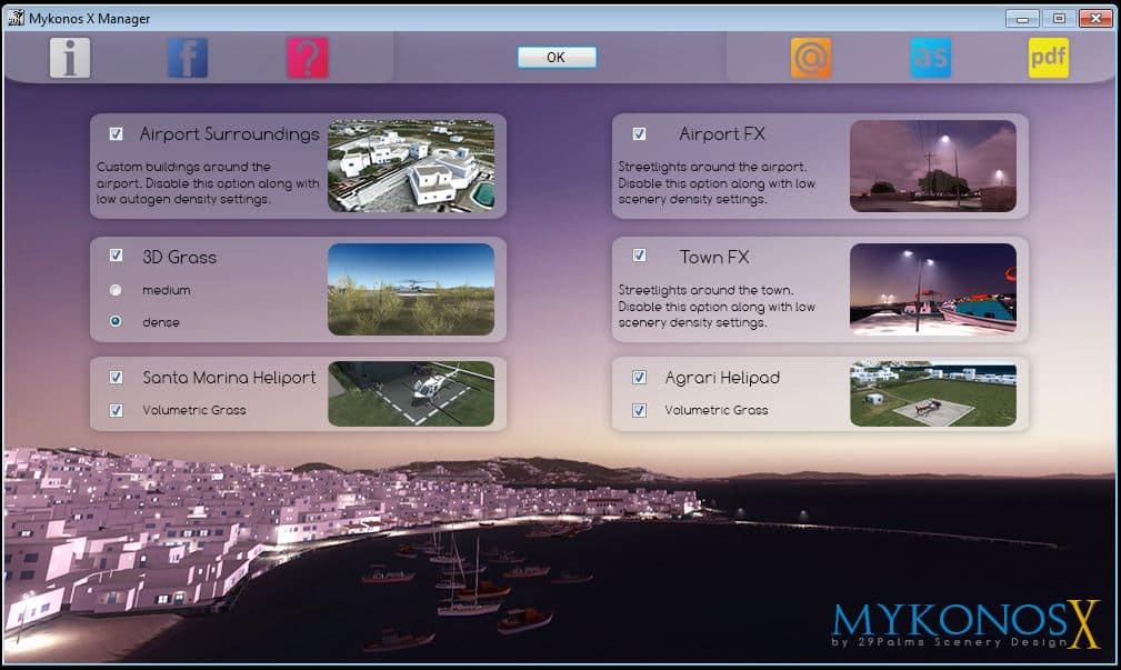 Review of AEROSOFT - MYKONOS X - Mykonos Island National Airport ...