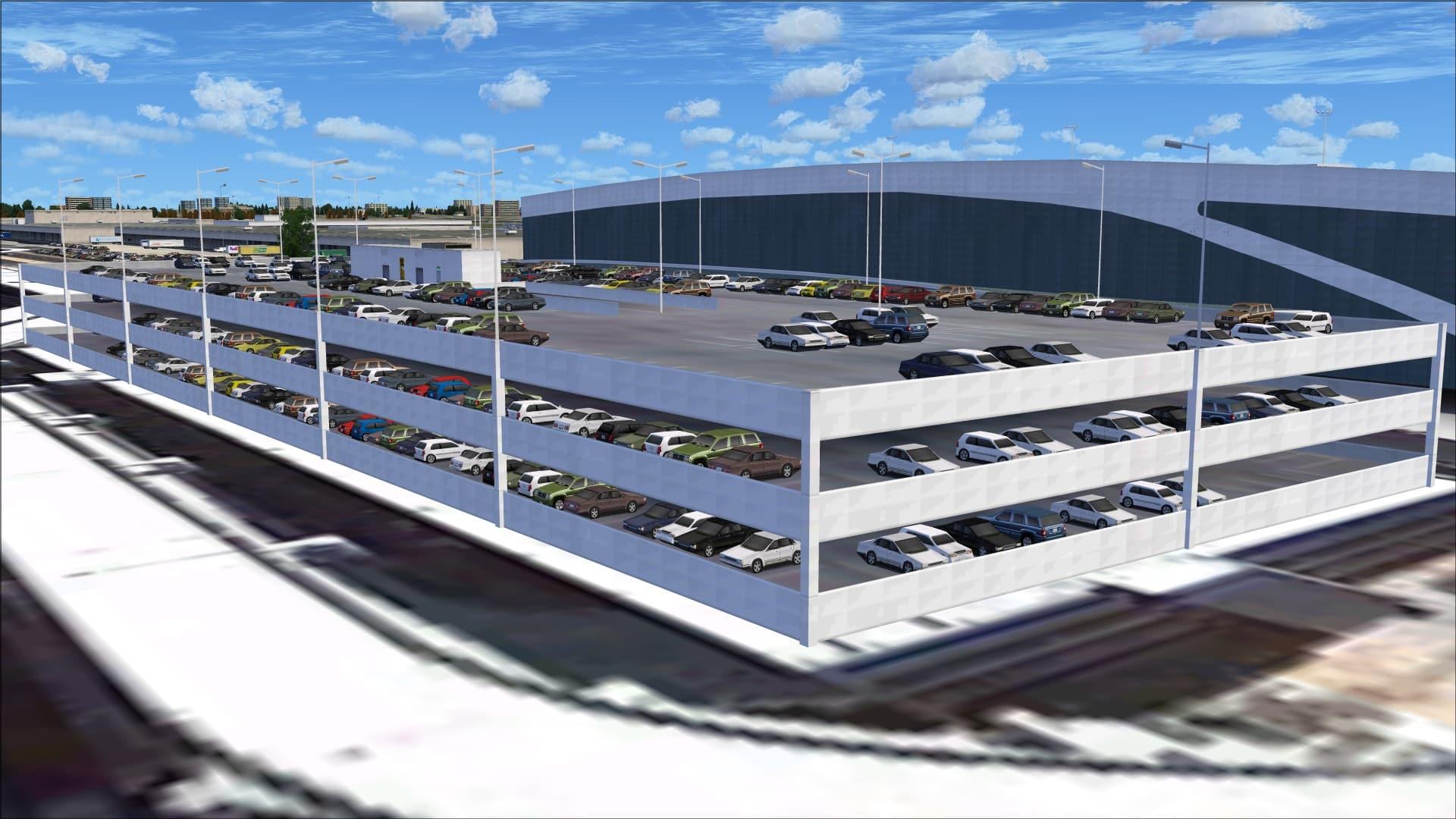 Review Of Imagine Sim Atlanta International Airport