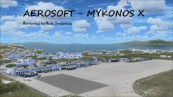 Review of AEROSOFT – MYKONOS X