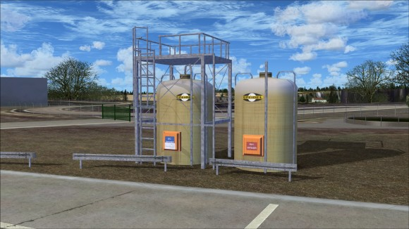 Hazardous liquid tanks