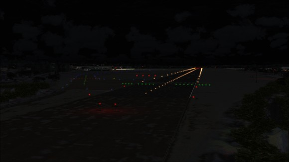 Runway and taxiway lighting