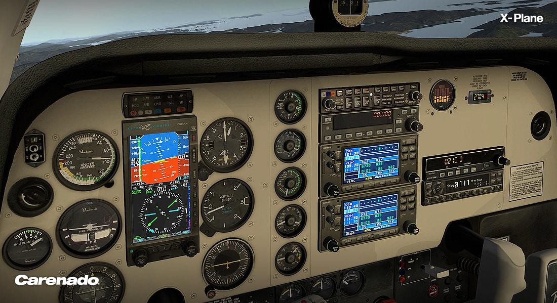 Carenado A36 Bonanza X Plane SimFlight