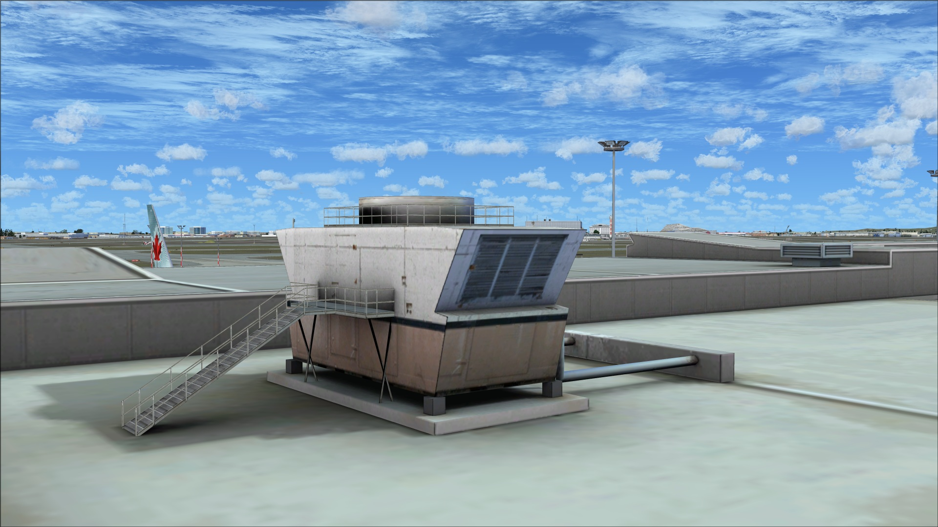 Review of FlyTampa – Montreal CYUL for FSX « simFlight #2662A5