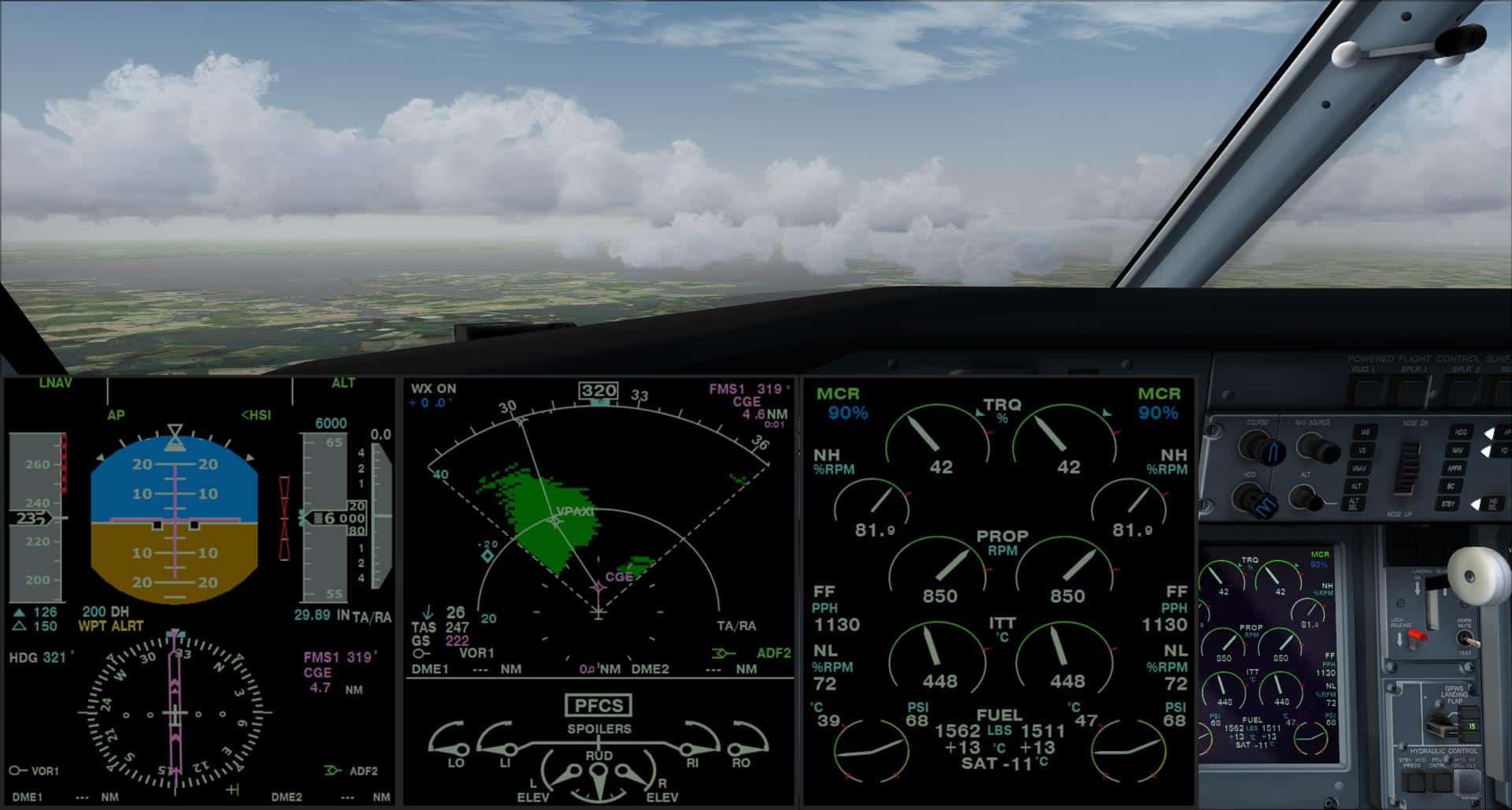 Majestic Software Dash 8 Q400 Manual