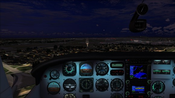 On final to ILS 06L