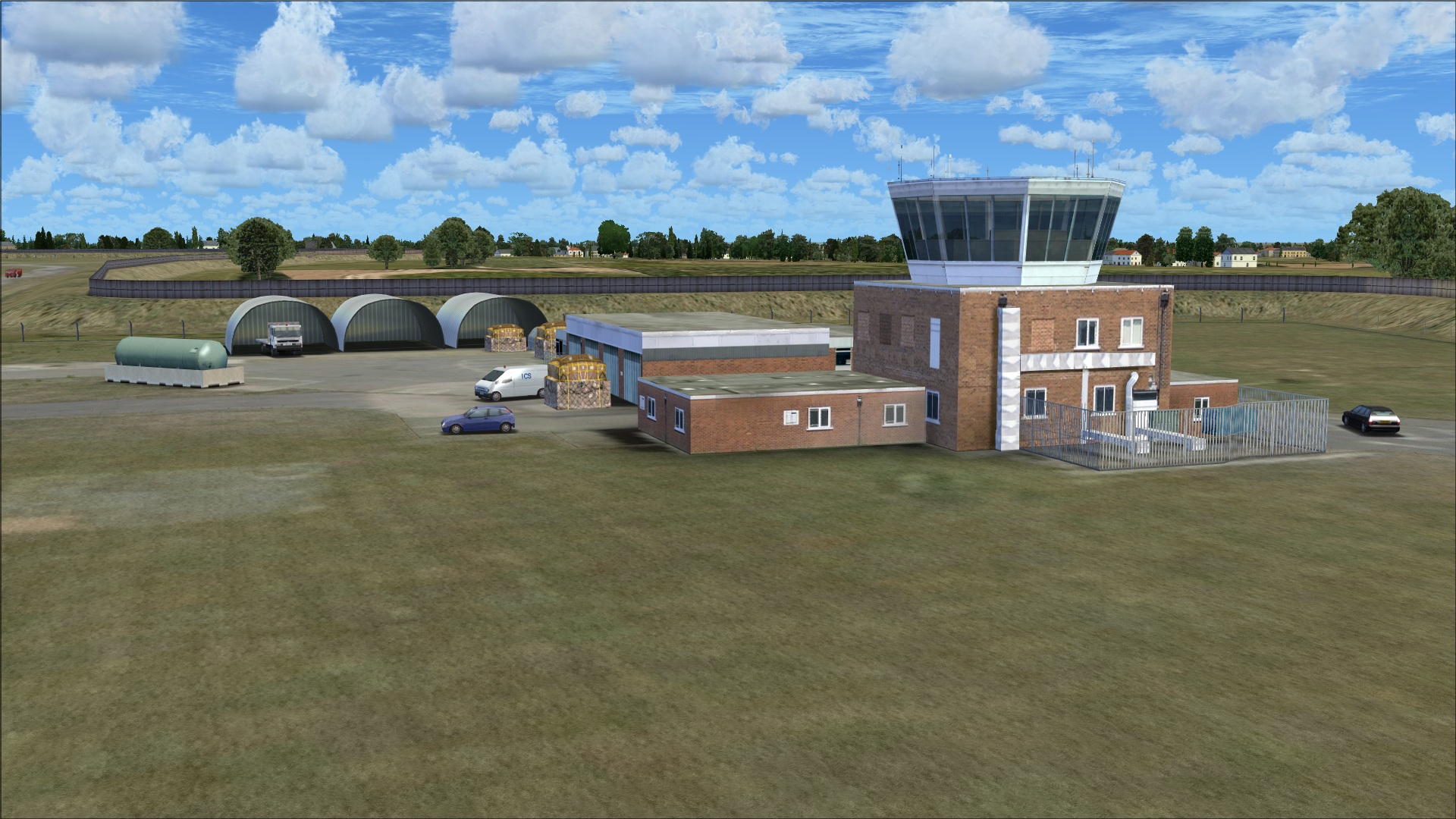 Review Of Uk2000 Scenery Doncaster Xtreme V1 02 For Fsx
