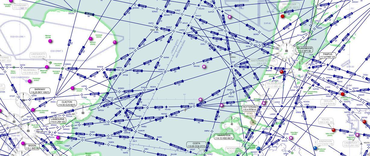 [FS9/FSX/P3D/X-Plane] Navigraph AIRAC Cycle 1707